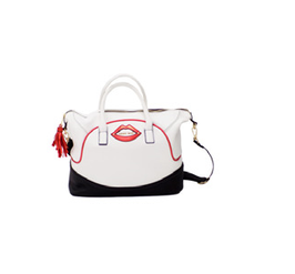 Borsa donna Denny Rose art 911ED99003 Primavera Estate 2019 col bianco
