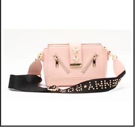 Borsa donna Denny Rose art 821ED99005 Autunno 2018/19 variante colore rosa