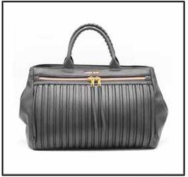 Borsa donna Denny Rose art 821ED99009 Autunno 2018/19 variante colore grigio