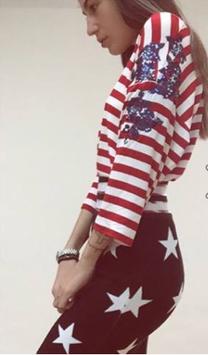 T-shirt maglia colore rossa donna Denny Rose art 63dr16006 Primavera 2016