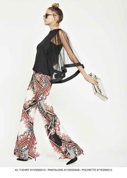Pantalone donna Denny Rose art 811DD20009 Primavera 2018