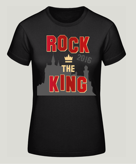 ROCK THE KING SHIRT 2016 - Frauen