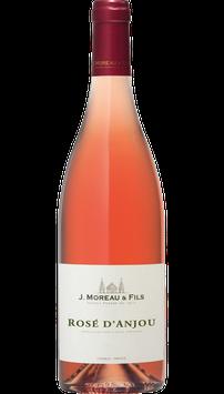 J. Moreau & Fils Rosé d'Anjou 2015