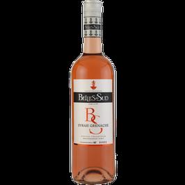 Belles du Sud Syrah/ Grenache rosé 2016