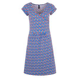 SALE: Kleid mit V-Ausschnitt von Tranquillo