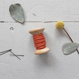 Paspel Atelier Brunette Crepe Chestnut