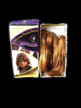 Klassische Haarverlängerung Farbe 27
