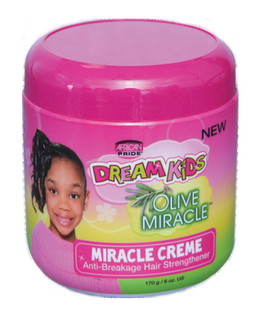 AFR.Prid Dream Kids Olive Miracle Cream Anti-Breakage