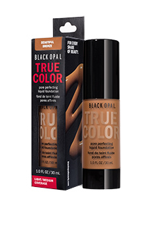 Black Opal Liquid Foundation,Suede Mocha