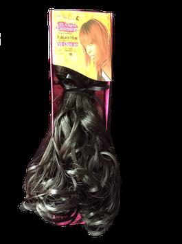 EL Clip-in Haarverlängerung Futura Haar 1B