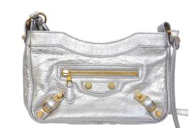 Balenciaga Crossbody Tasche in Silber