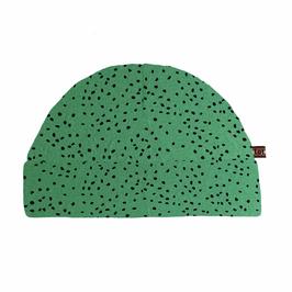 beanie groen
