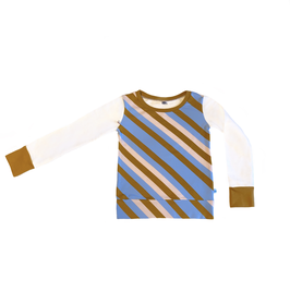 sweater retro oker