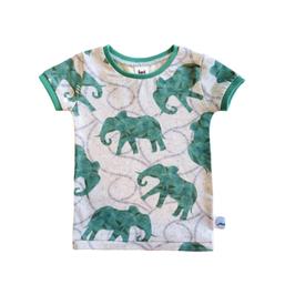 shirt olifant mozaik