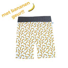 short sun banaan-geur!
