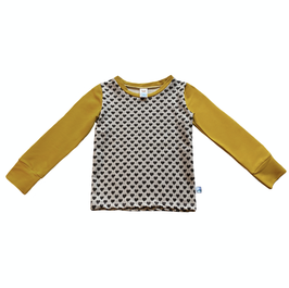 sweater mini hartjes