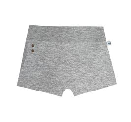 short beach grijs