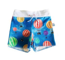 short beach luchtballon