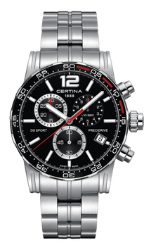 Certina Herrenuhr DS Sport Chrono C027.417.11.057.02