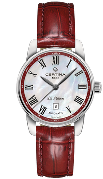 Certina Damenuhr DS Podium Lady Automatic 29mm C001.007.16.423.00
