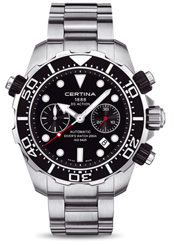 Certina Herrenuhr DS Action Diver's Watch C013.427.11.051.00