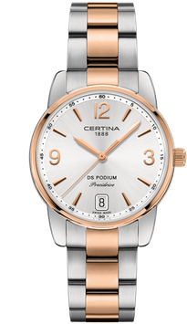 Certina Damenuhr Podium Lady C034.210.22.037.00