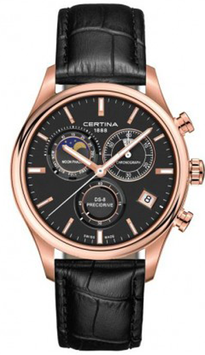 Certina Herrenuhr DS-8 Chrono Mondphase C033.450.36.051.00