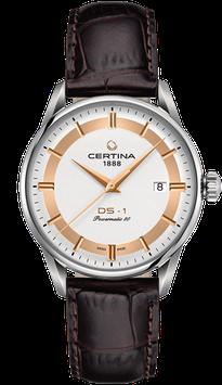 Certina Herrenuhr DS-1 Himalaya Powermatic 80 C029.807.16.031.60