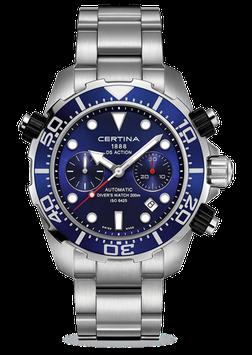 Certina Herrenuhr DS Action Diver's Watch C013.427.11.041.00