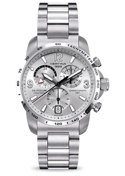 Certina Herrenuhr DS Podium Big Size Chrono GMT C001.639.11.037.00