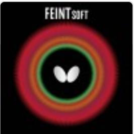 BUTTERFLY Feint Soft  (spezialbehandelt)