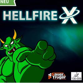 SAUER&TRÖGER Hellfire X (spezialbehandelt)