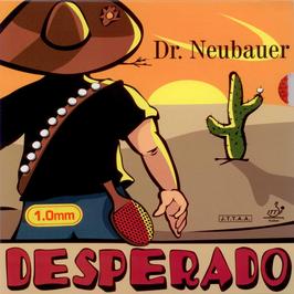 DR. NEUBAUER Desperado (spezialbehandelt)