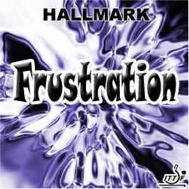HALLMARK Frustration (spezialbehandelt)