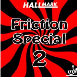 HALLMARK Friction Special 2 (spezialbehandelt)