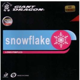 GIANT DRAGON Snowflake (spezialbehandelt)