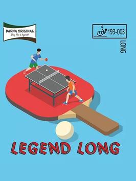BARNA ORIGNAL Legend Long (spezialbehandelt)