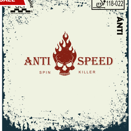 DER-MATERIALSPEZIALIST Anti Speed (spezialbehandelt)