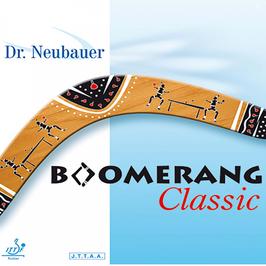 DR. NEUBAUER Boomerang Classic (spezialbehandelt)