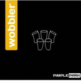 PIMPLEPARK Wobbler (spezialbehandelt)