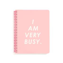 Notitieboek - I'm Very Busy