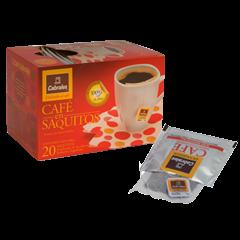 Promo Café en Saquitos Cabrales
