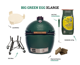 Big Green Egg XLarge Starterpaket