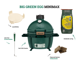 Big Green Egg MiniMax Starterpaket