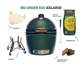 Big Green Egg 2XL Starterpaket