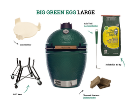 Big Green Egg Large Starterpaket