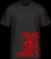 T-Shirt für Teufel