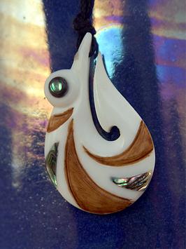 Kiwi Hook Pendant