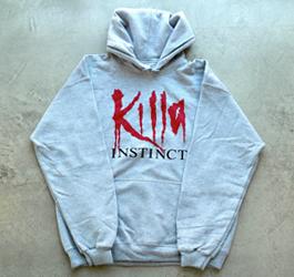 Killa Instinct Hoodie