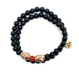 Buddha Armband Mantra Feuer *